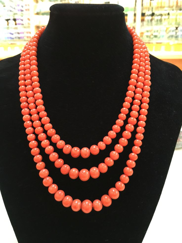 Hand lapped coral