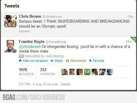 Frankie Boyle is still one of the masters.
