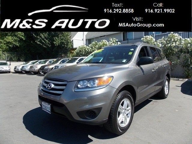 #HellaBargain 2012 Hyundai Santa Fe GLS - Sacramento's favorite car dealer since 1995! We can help with financing through Banks and Credit Unions - call for info 916-921-9902 or visit our website at www.MSAutoGroup.com. - SKU: 5XYZGDAB3CG122733 - Price: $13,595.00. Buy now at https://www.hellabargain.com/2012-hyundai-santa-fe-gls.html