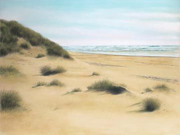 """""""Freshwater West (Dune View)"""" (Annabel Greenhalgh)"""