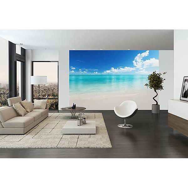 Features:  -Printed on vinyl coated paper.  -Paste included.  -Comes with 8 panels.  Product Type: -Wall mural.  Theme: -Sea/Beach/Nautical.  Color: -Multi-colored.  Compatible Surface Type: -Flat sur