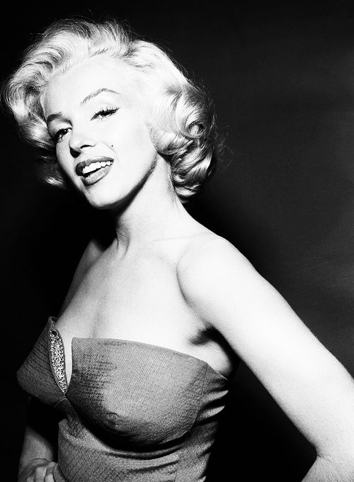 Marilyn looking stunning