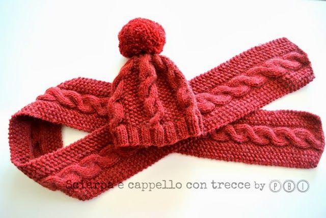 Di cappelli a maglia con trecce e pom pom  ne abbiamo già parlato in più occasioni: è l'intramontabile accessorio fatto a mano che non può ...