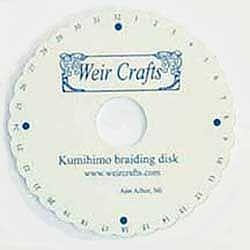 hamanaka kumihimo disk instructions