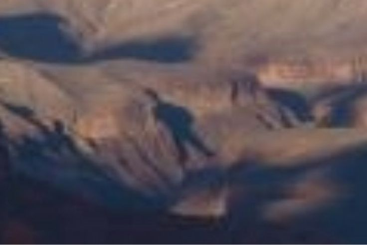 UFO SIGHTINGS DAILY: Amazing Human Shadow in Grand Canyon Discovered Dec 25, 2010, photos, UFO Sighting News.