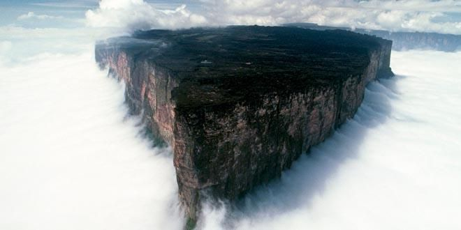 Monte Roraima, venezuela.