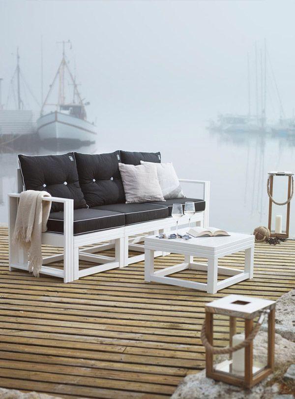 Scandinavian style. Skärgård 3.