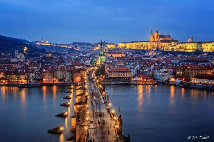 Prague, love for the first sight that won´t fade away :) Foto: Petr Kubát