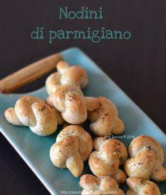 Any secret...: Nodini al parmigiano