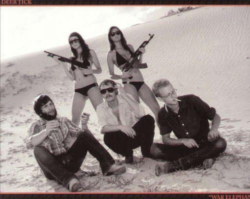 Deer Tick- War Elephant Vinyl Record