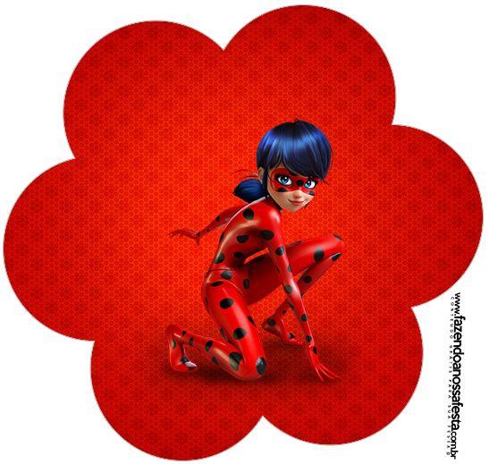 Flor Miraculous Ladybug