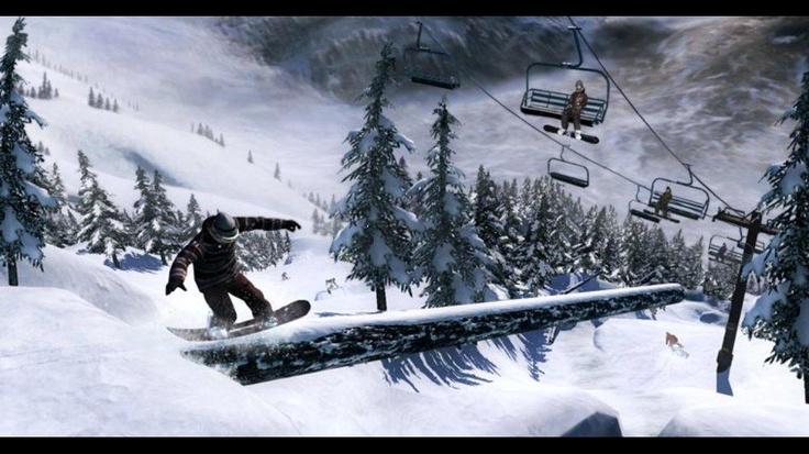 Shaun White Snowboarding - 360