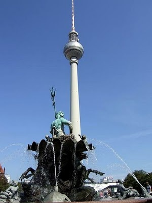 The Television Tower in Berlin | Best places in the World
