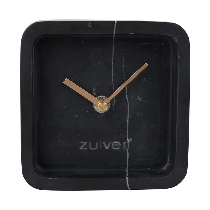 Zuiver Luxury Time Marble Clock