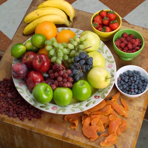 healthy fruit dishes fruits high in sugar