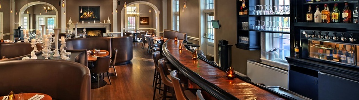 I want to check out the restaurant at the newly opened Lord Jeffrey Inn in town. Looks fancy.