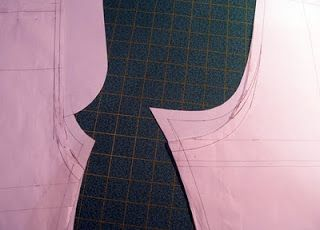 To fix a low sitting crotch, you have to actually add fabric.