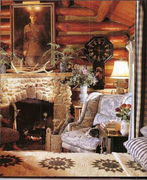 Charles Faudree S Country Cabin: 195 Best Images About BUFFALO CHECK On Pinterest