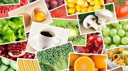 Egészséges táplálkozás teszt
