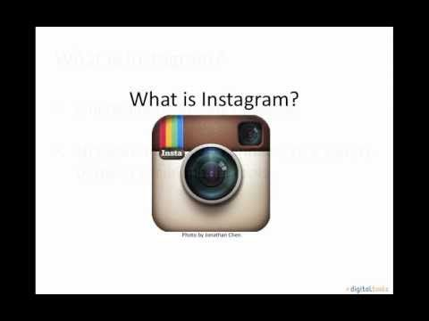 """What Is Instagram? - Build your Brand with Instagram - Leverage """"Visual"""" Social Media to gain followers and increase sales"""