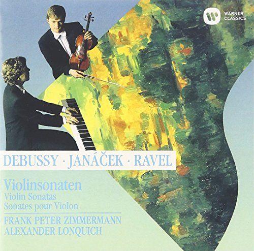 Debussy /Frank Peter Zimmermann - Violin Sonata Etc