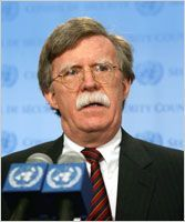"John Bolton, former U.S. Ambassador to the United Nations, said Sunday that the U.S. has ""no obligation"" to accept Syrian refugees."