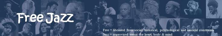 """I love free jazz and avant garde music, and the blog """"Free Jazz"""" is a fantastic space to keep my soul, heart, and ears, wide open...    Amo el free jazz y la música de vanguardia, y el blog """"Free Jazz"""" es un espacio fantástico para mantener mi alma, corazón, y oídos, bien abiertos..."""