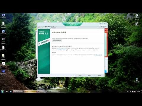Kaspersky PURE 2.0 Total Security has all of the security features you could dream of.