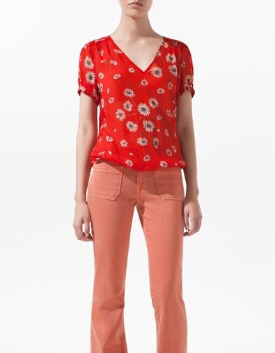 Camisas - Mujer - ZARA Estados Unidos de América