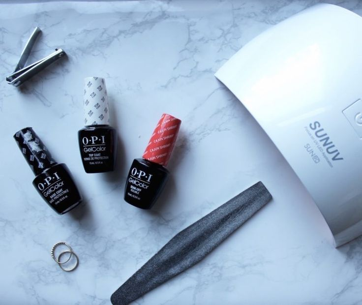 DIY Gel Nails at Home! everything you need to know :)