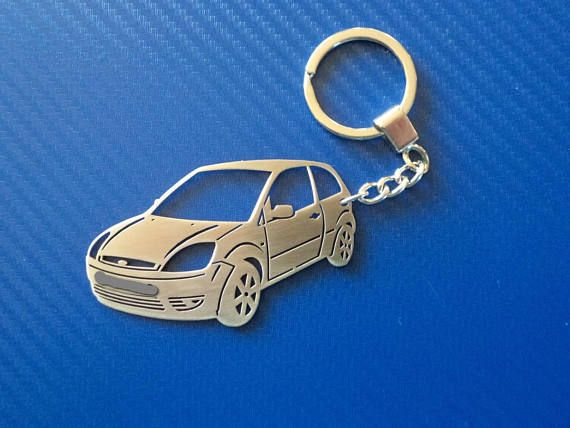 Key Chain For Ford Fiesta Personalised Keychain Car Keychain Keyring For Ford Fiesta Custom Keychain Personalized Gift Birthday Gift Personalized Gifts