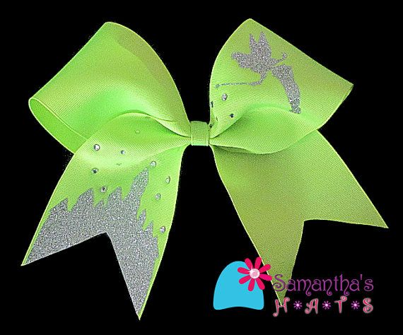 Cheer Bow by SamanthasHats on Etsy, $12.50!!! this is so adorable!!! <3 @Brielle M. Ferreira Feauto