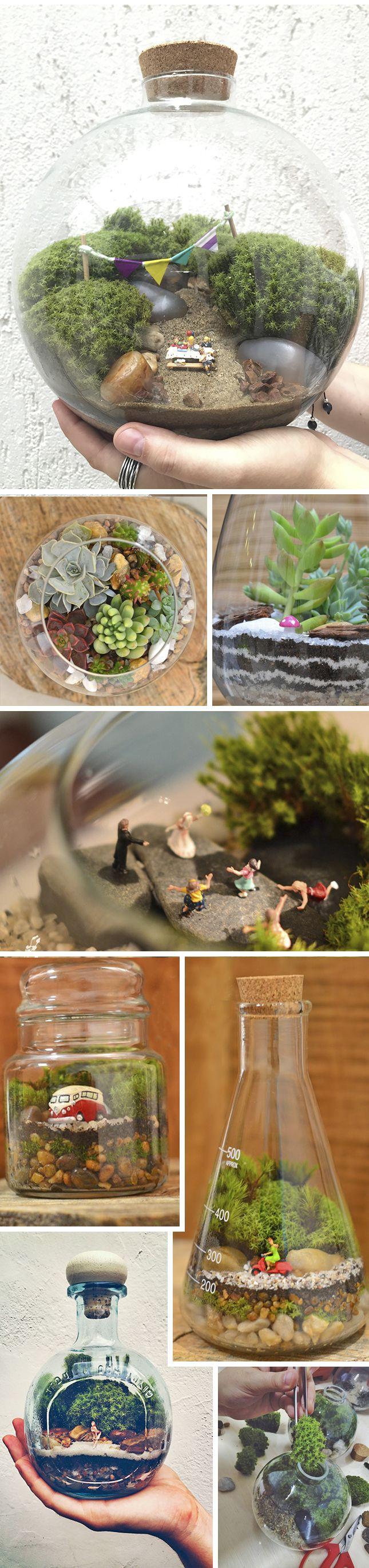 Decnet Recomenda: Jardim no Pote