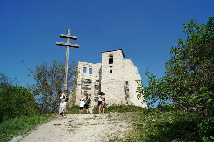 Ruiny zamku w Kazimierzu Dolnym.  http://www.malopolska24.pl/index.php/2014/03/kazimierz-dolny/