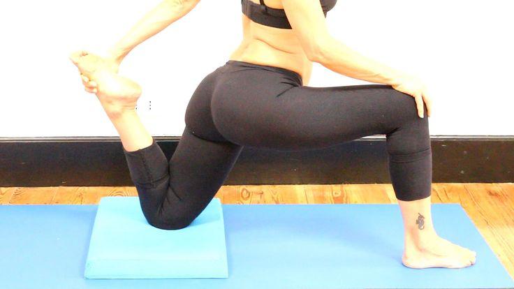 Exercícios de alongamento contra a ciática