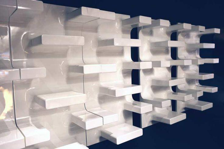 bookcase Forma 5