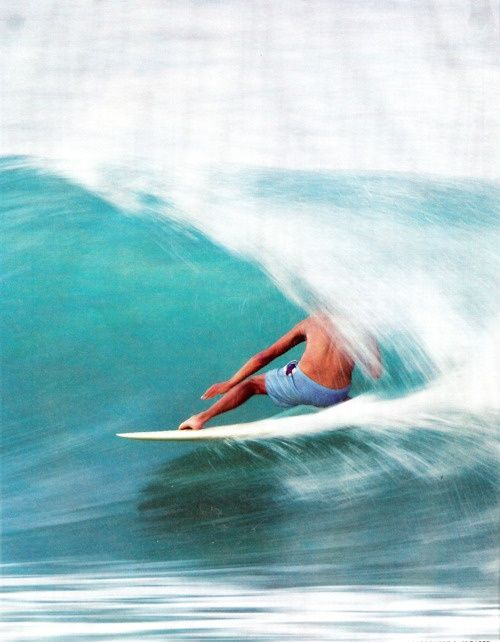 Before I die this I something I want to do! It's a top ten! Surf through a wave like this!