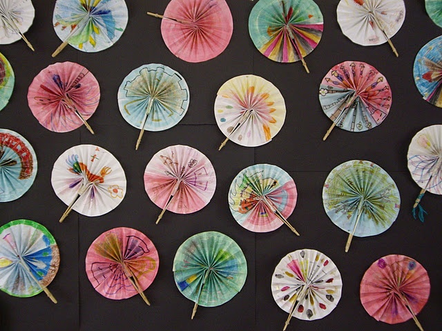 Chinese Style Fans