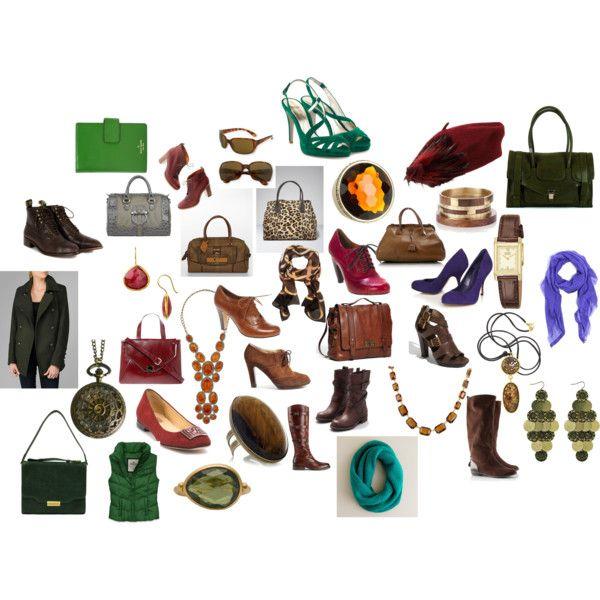 True Autumn accessories