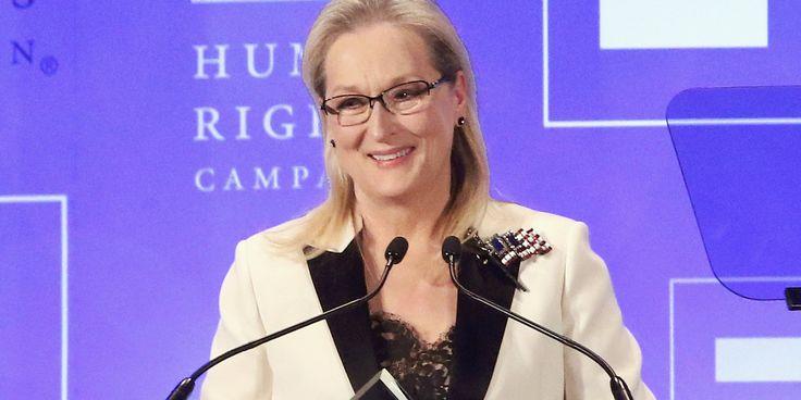 Meryl Streep Addresses Donald Trump's 'Over-Rated' Tweet In Moving Speech - http://themostviral.com/meryl-streep-addresses-donald-trumps-over-rated-tweet-in-moving-speech/