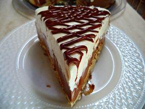 Φανταστικο διχρωμο μπισκοτογλυκο τουρτα με ζαχαρουχο και merenda από την Σόφη Τσιωπου - Daddy-Cool.gr