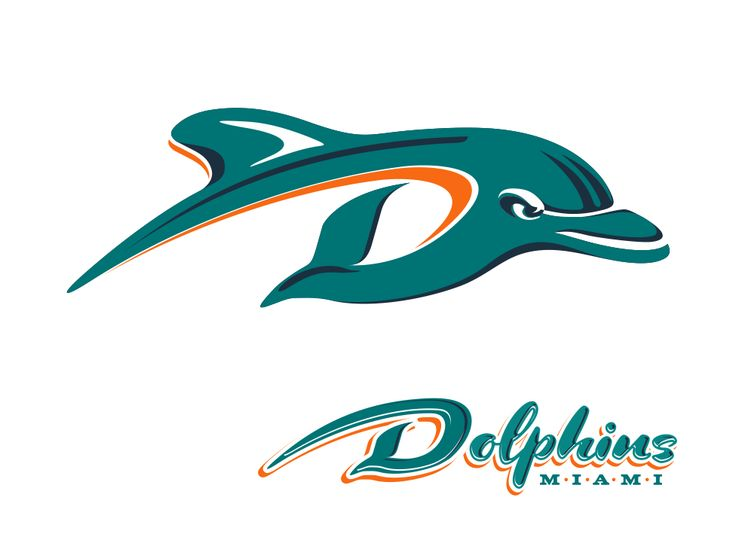 miami dolphins new logo | Miami Dolphins New Logo: Top Design Possibilities For The Team's ...