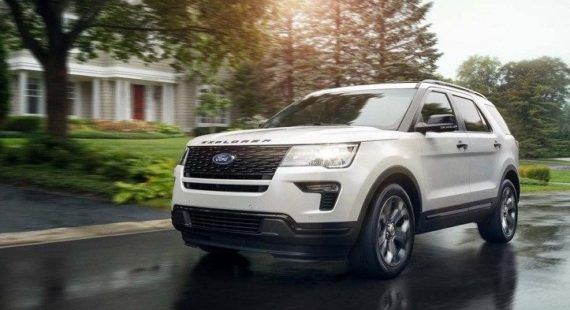 2020 Ford Explorer Hybrid Redesign Interior Price 2020 Ford