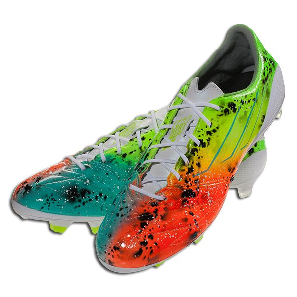 adidas F50 adizero TRX FG - Kickasso Kustoms Edition (size 8.5) - 5 of 10 Firm Ground Soccer Shoes ($500, later...)