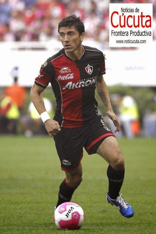 Noticias de Cúcuta: El goleador del fútbol mexicano Héctor Mancilla, e...
