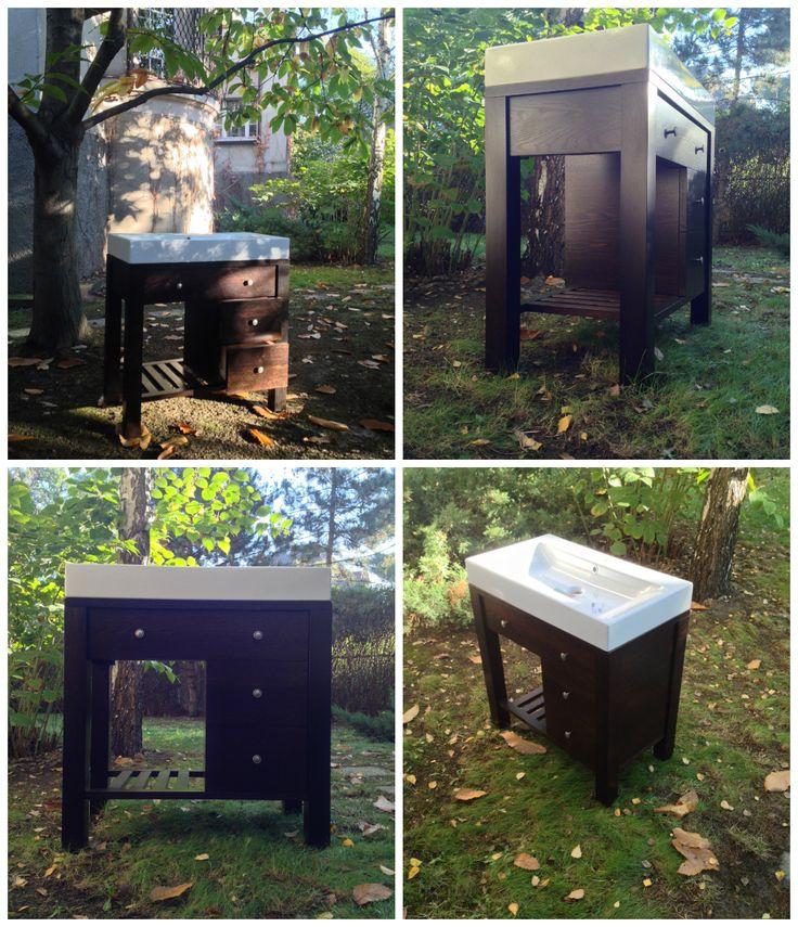 Szafka pod Umywalkę z Szufladami | Sink Cabinet with Drawers