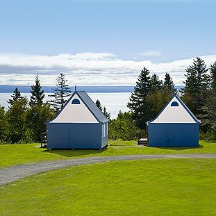 Fundy Highlands Inn and Chalets - Cozy cottages on the Caledonia Highlands