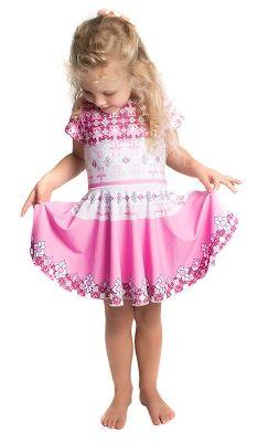 Flamingo Dancer Dress