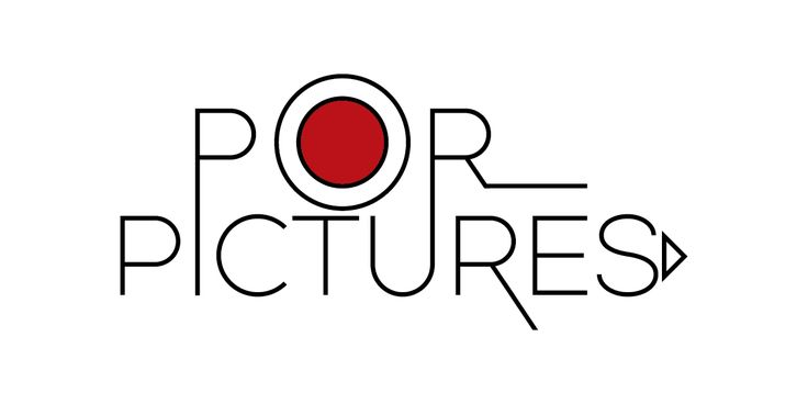 #Logotype for Poor Pictures, #Graz.  They are a really cool, new wave #movie factory. Working with #Canon cameras.