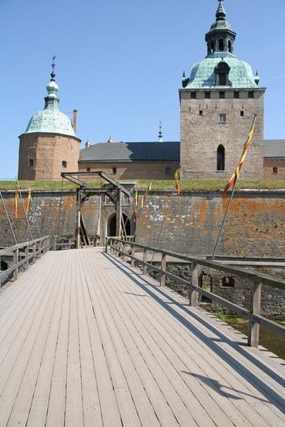 Kalmar Castle – Kalmar- Sweden